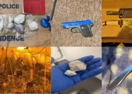Special week of action targeting county lines sees 400 people arrested